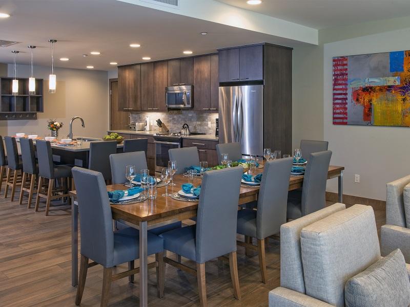 Colorado Residence Dining Area