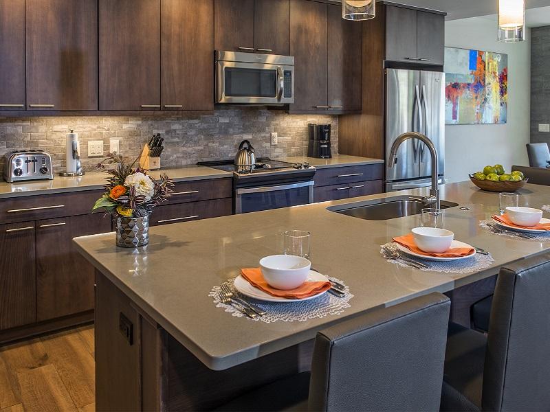 Colorado Residence Kitchen