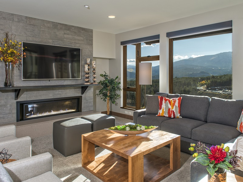 Colorado Residence Living Area