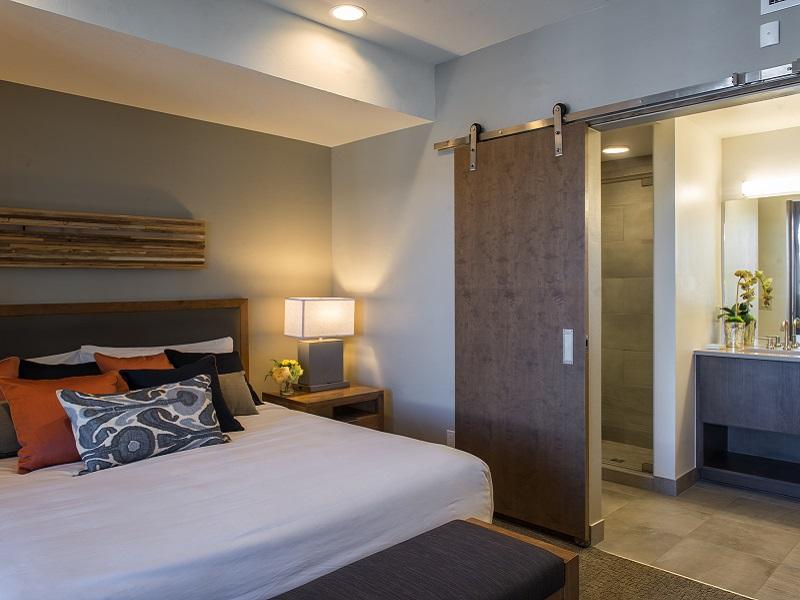 Colorado Residence Bedroom
