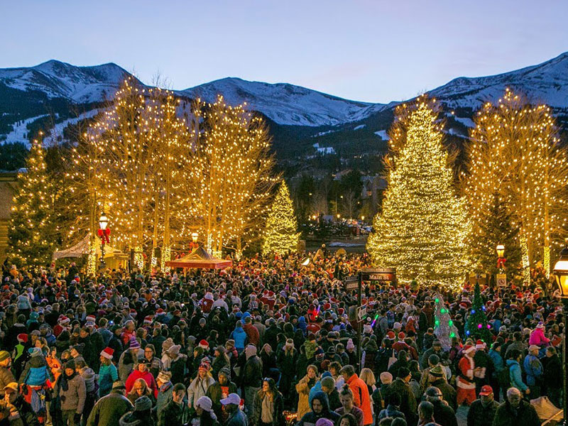 Lighting of Breckenridge