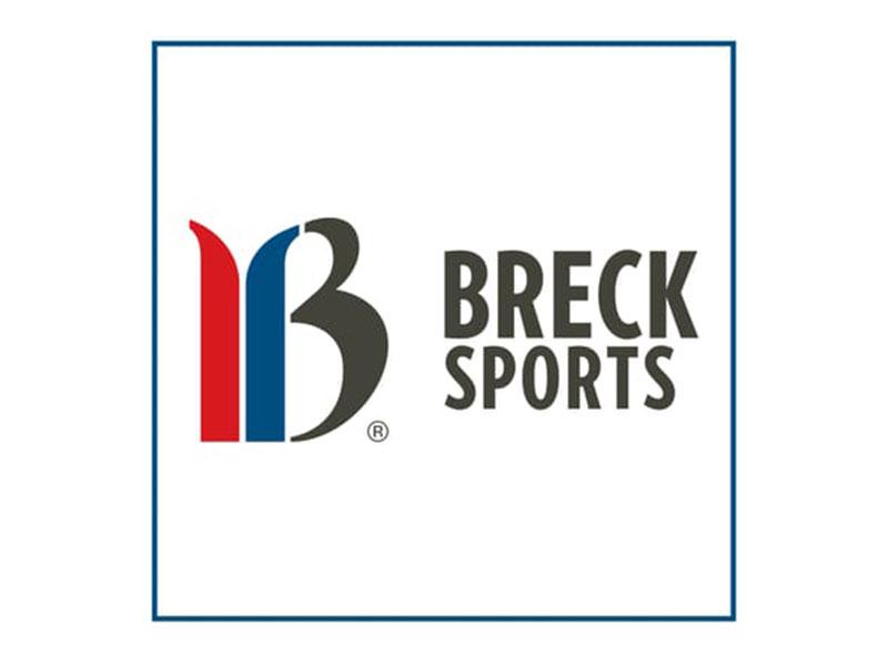 Breck Sports Logo