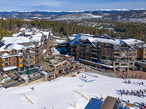 Aerial view of The Grand Colorado
